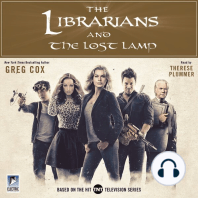 The Librarians and The Lost Lamp