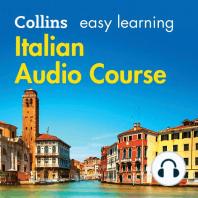 Easy Learning Italian Audio Course