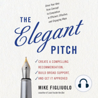 The Elegant Pitch