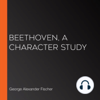 Beethoven, A Character Study