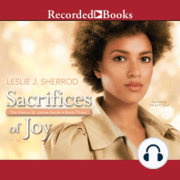 Sacrifices of Joy: Book Three of The Sienna St. James Series
