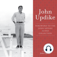 Foreword: A Selection from the John Updike Audio Collection