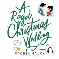 A Royal Christmas Wedding
