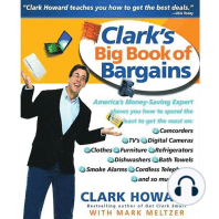 Clark's Big Book Of Bargains