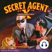 Secret Agent X #25