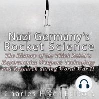 Nazi Germany's Rocket Science