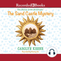 The Sand Castle Mystery