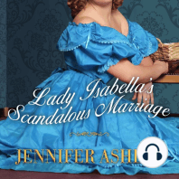 Lady Isabella's Scandalous Marriage