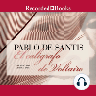 El Caligrafo de Voltaire