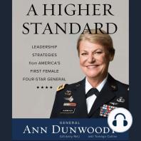 A Higher Standard