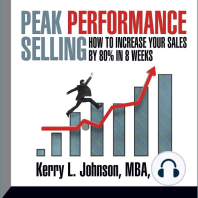 Peak Performance Selling