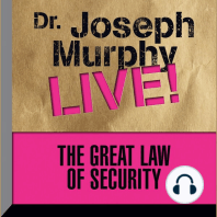 The Great Law of Security