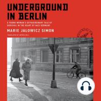 Underground in Berlin
