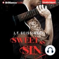 Sweet as Sin