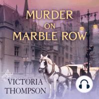 Murder on Marble Row