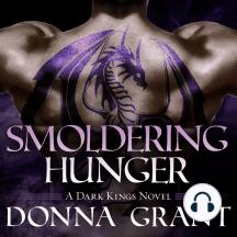 Smoldering Hunger: Dark Kings, Book 8