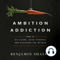 Ambition Addiction