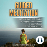 Guided Meditation - Positive Thinking, Mindfulness, & Self Healing