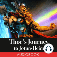 Thor's Journey to Jotun-Heim