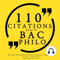 110 citations pour le bac philo