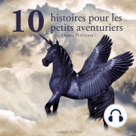 10 histoires pour les petits aventuriers