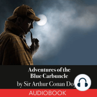 Adventures of the Blue Carbuncle