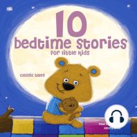 10 Bedtime Stories For Little Kids