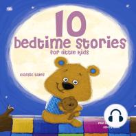 10 Bedtime Stories For Little Kids
