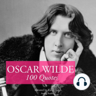 100 Quotes by Oscar Wilde