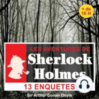 14 enquêtes de Sherlock Holmes