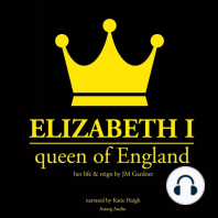 Elizabeth 1st, Queen of England