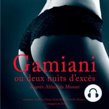 Gamiani ou deux nuits d'excès: Classique de l'érotisme