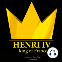 Henri Iv, King of France