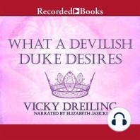 What a Devilish Duke Desires