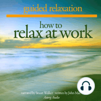 How to Relax at Work
