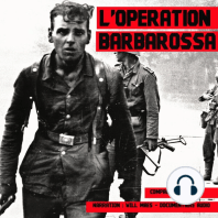 L'opération Barbarossa