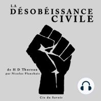 La désobéissance civile