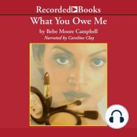 What You Owe Me