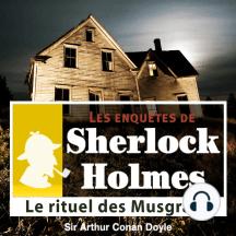 Le rituel des Musgrave: Les aventures de Sherlock Holmes