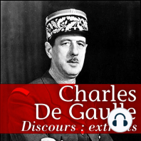 Les plus grands discours de De Gaulle
