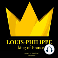 Louis-Philippe, King of France: History of France