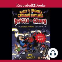 Dracula vs. Grampa at the Monster Truck Spectacular