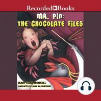 Mr. Pin: The Chocolate Files