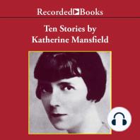 Ten Stories by Katherine Mansfield