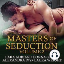Masters of Seduction: Books 5-8 (Volume 2)