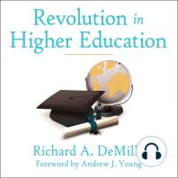 Revolution in Higher Education