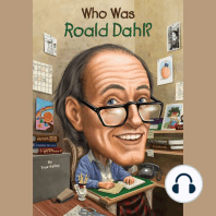 Who Was Roald Dahl?