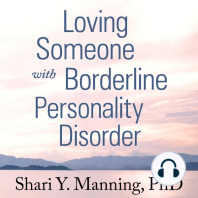 Loving Someone with Borderline Personality Disorder
