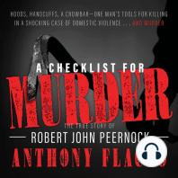 A Checklist for Murder
