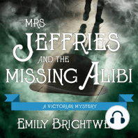 Mrs. Jeffries and the Missing Alibi